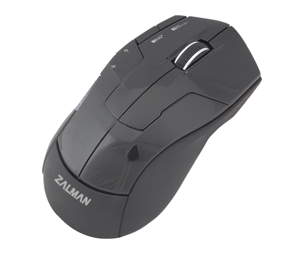 Mouse Gaming ZM-M300 2500DPI USB - Zalman