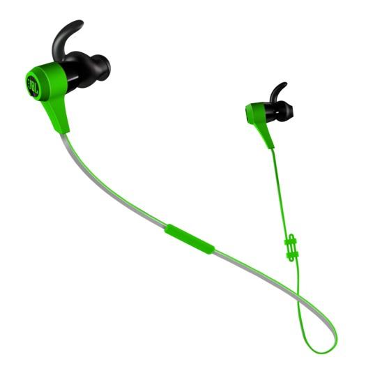 Fone de Ouvido Auricular Sport Synchros Reflect Bluetooth Verde JBLREFLECTBTGRN - JBL