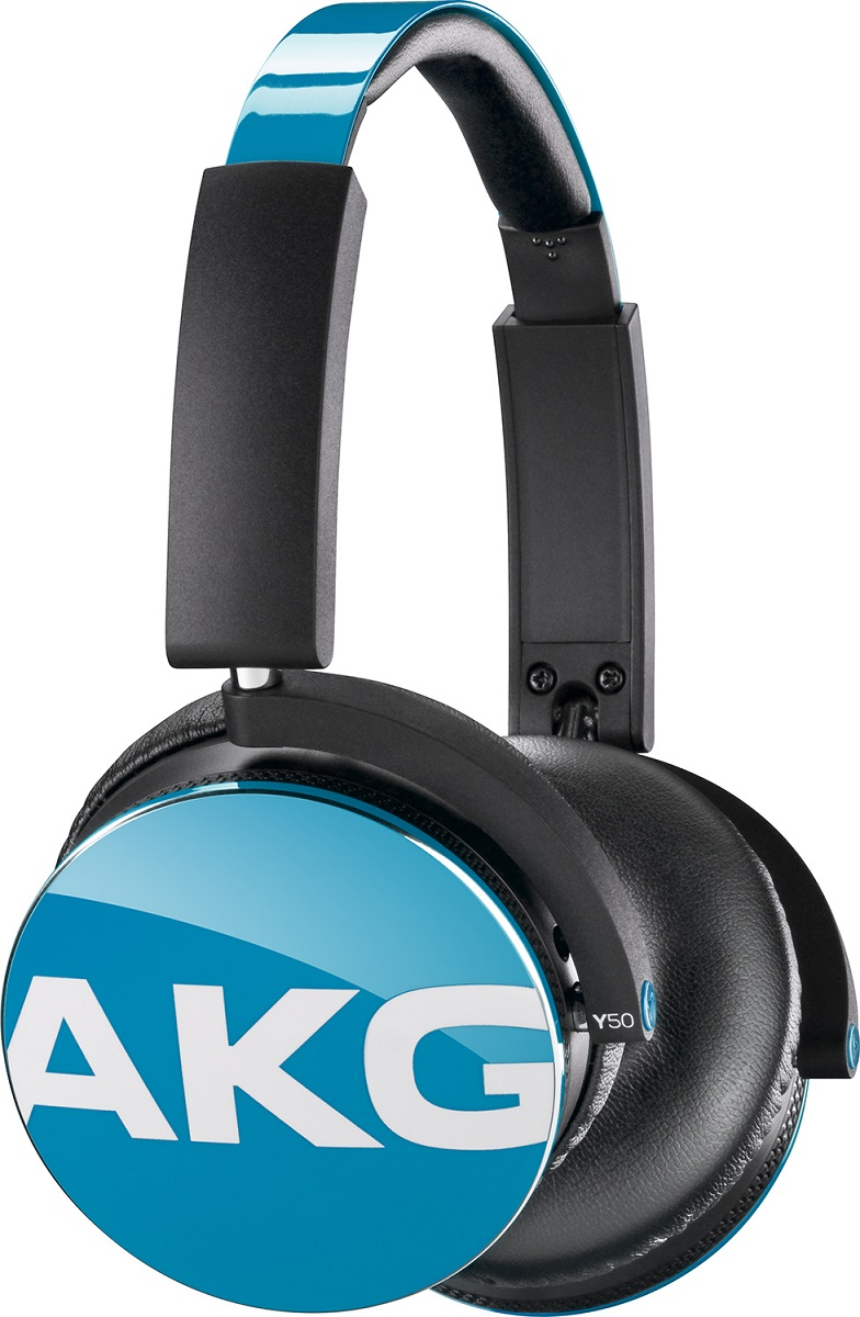 Fone de Ouvido Y50 Azul - AKG