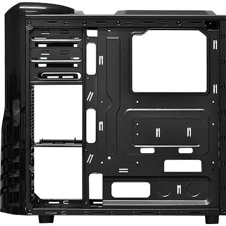 Gabinete ATX Gamer Wolf c/Cooler Lateral 21491 - PCYES