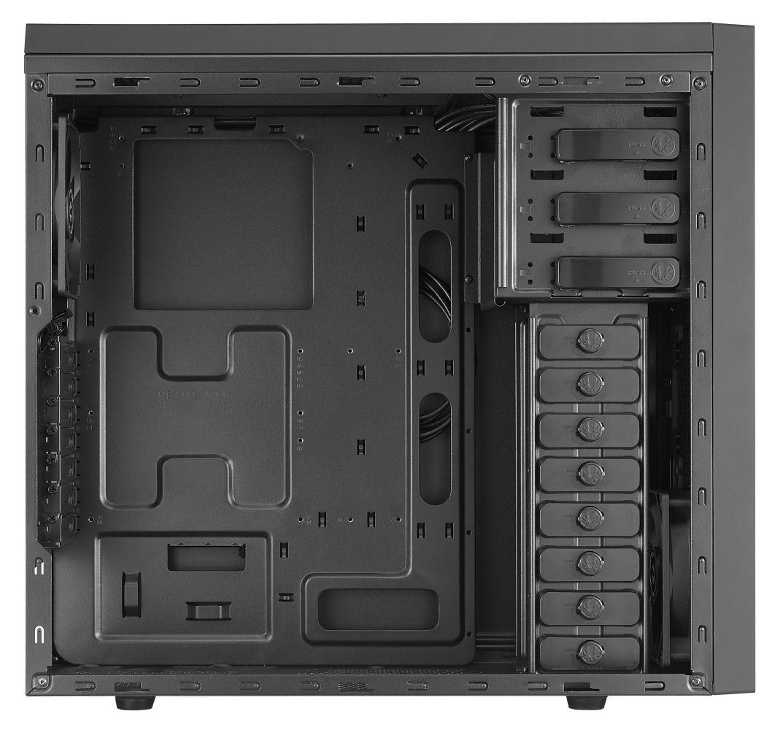 Gabinete ATX Shinobi Window Black BFC-SNB-150-KKW1-RP - Bitfenix