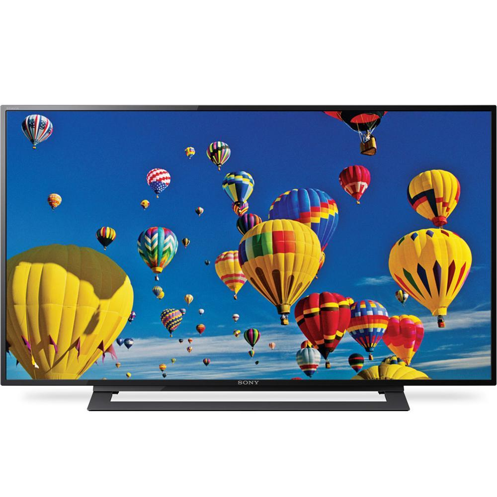 TV LED 40 Full HD  KDL-40R355B com Motionflow 120Hz, Rádio FM, Entrada HDMI e Entrada USB - Sony
