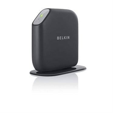 Roteador Wireless 300Mbps SURF 2.4Ghz 4 Portas 2 Antenas Interna - Belkin