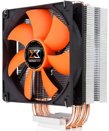 Cooler para Processador Gaia II Intel/AMD CAC-SXHH3-U0A - Xigmatek