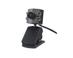 Webcam Preto WCPR01 - PCTOP