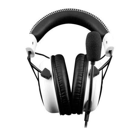 Headset Gamer HyperX Cloud KHX-H3CL/W Branco/Preto - Kingston
