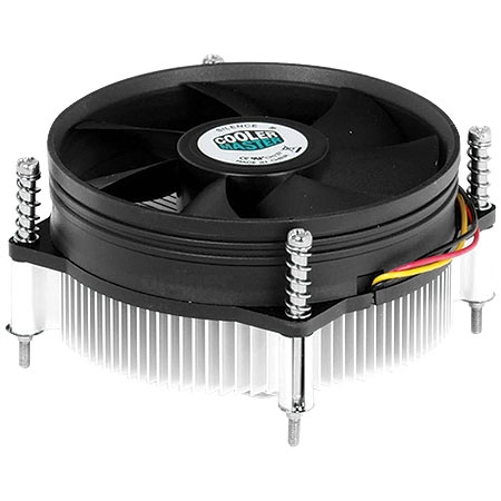 Cooler para Processador STD DP6-9EDSA-OL-GP - Cooler Master