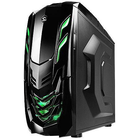 Gabinete ATX Gamer Viper GX Preto 21452 - Raidmax