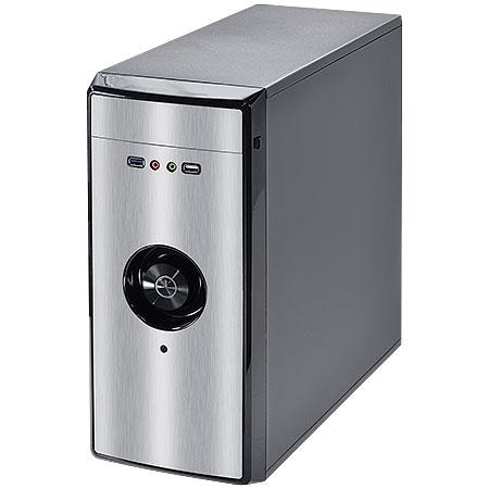 Gabinete Micro ATX Anura 150BS Case Cor Preta S/Fonte 22546 - Raidmax