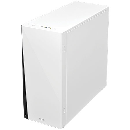 Gabinete Mid Tower H230 Branco CA-H230I-W1 20396 - NZXT
