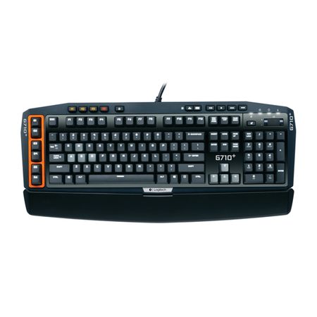 Teclado Mechanical Gaming Keyboard G710+ 920-003887 - Logitech
