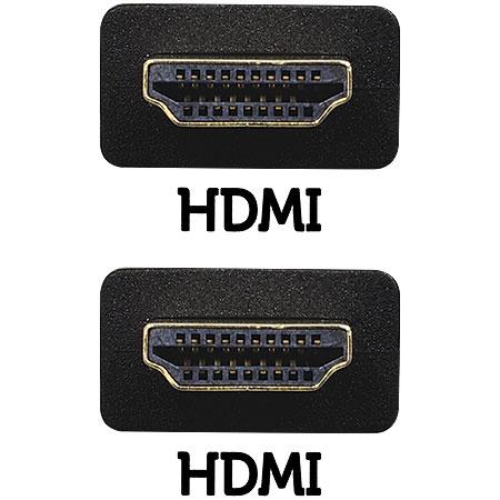 Cabo HDMI 1.4V Preto Standard Line 1.8 metros 21924 - Vinik