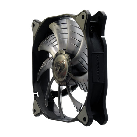 Cooler Fan Dual-X 120x120x25mm Black CF-D12HB - Cougar