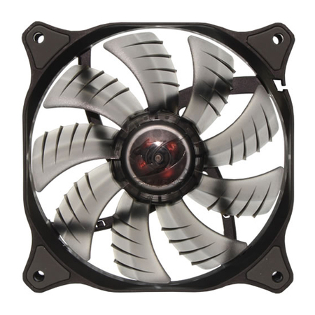 Cooler Fan Dual-X 140x140x25mm Black CF-D14HB - Cougar