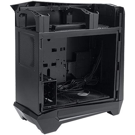 Gabinete Full-Tower Raven Series SST-RV05B-W Preto G410RV05BW00020 - Silverstone