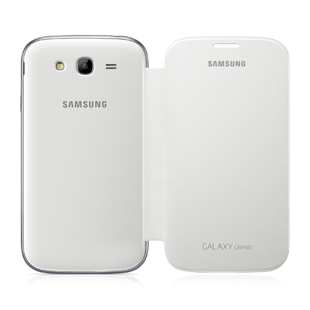 Capa Flip Cover Para Galaxy Gran Duos Branca EF-FI908BWEGWW - Samsung