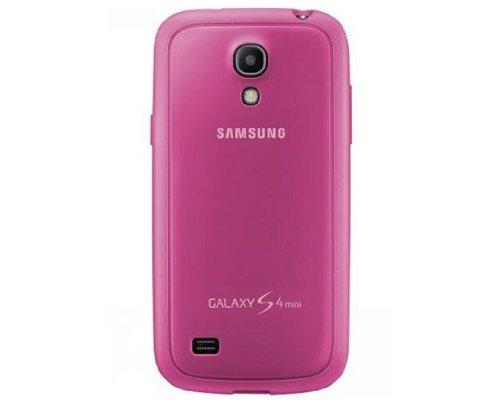 Capa Protetora Premium Galaxy S4 Mini Rosa EF-PI919BPEGWW - Samsung