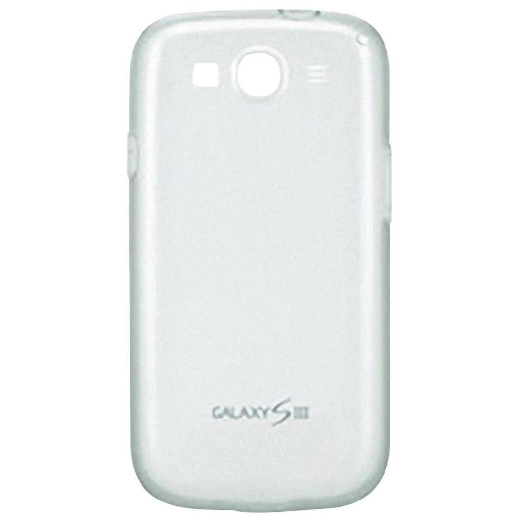 Capa Protetora TPU Galaxy SIII Branco EFC-1G6WWECSTD - Samsung