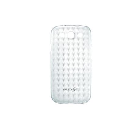 Capa de Silicone para Galaxy SIII Transparente EFC-1G6SWECSTD - Samsung