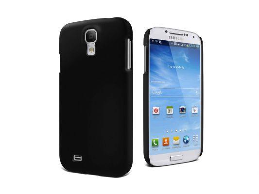 Capa Policarbonato Galaxy S4 CPG4-01 Preta - Avanço Tecnologia