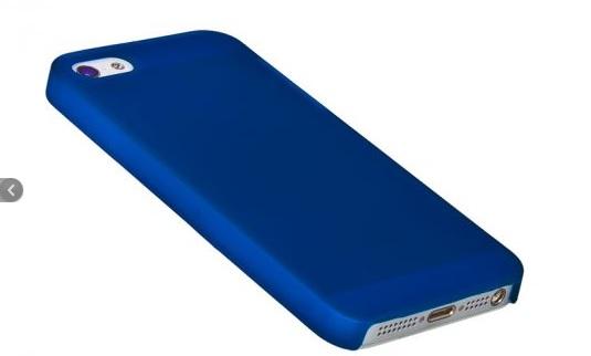 Capa Policarbonato Translúcida Iphone 5 CPT5-04 Azul - Avanço Tecnologia