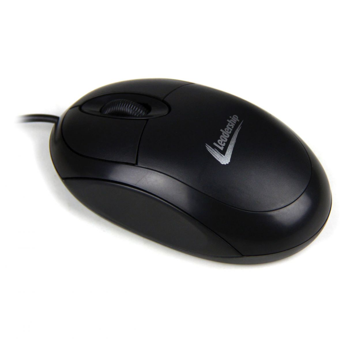 Mouse USB Preto 4576 - Leadership