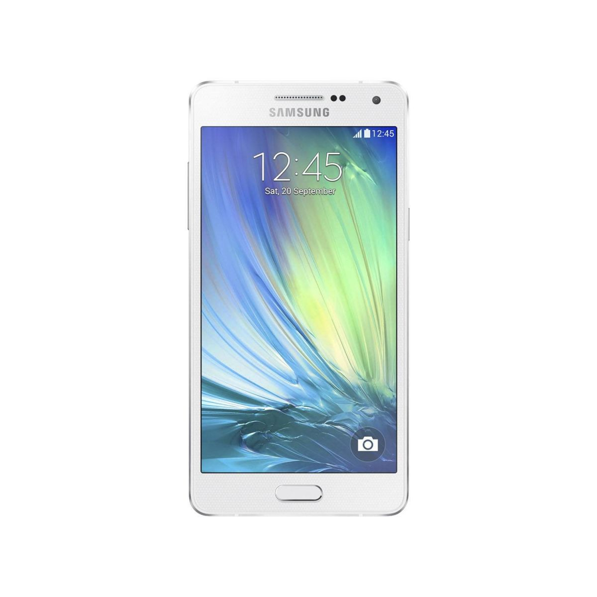 Smartphone Galaxy A5 Duos Dual Chip 4G Android 4.4 C�m. 13MP Tela 5 Proc. Quad Core Branco SM-A500M/DS - Samsung