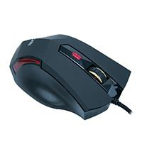 Mouse Óptico Gamer Predador MG-02 USB Preto 3200DPI - Evus