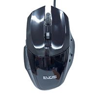 Mouse Óptico Gamer Precision MG-05 USB Preto 1600DPI - Evus