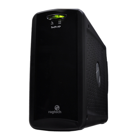 Nobreak Save NSV 600 STD-TI 4120 - Ragtech