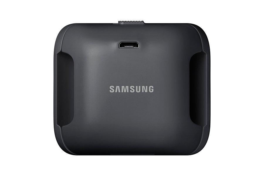 Carregador para Galaxy Gear Preto EE-DV700BBEGWW - Samsung