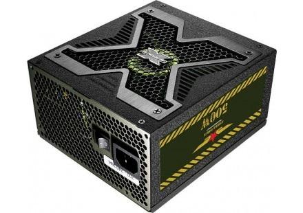 Fonte ATX Strike-X Army Edition 500W EN53008 Box - Aerocool