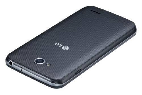 Smartphone Desbloqueado LG L70 Dual D325 Preto Android 4.4, Tela 4,5 , Câmera 8MP, Dual Core 1.2HGz, Wi-Fi, 3G e GPS - LG