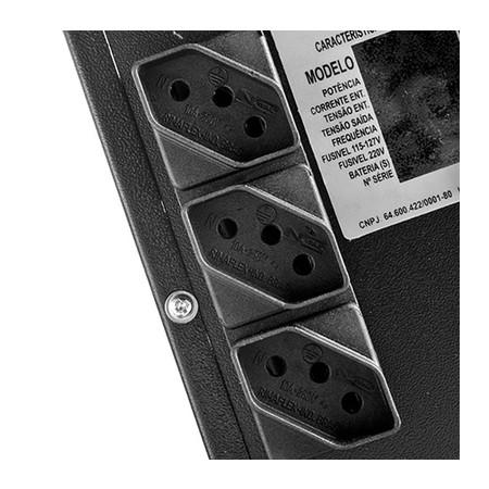 Nobreak 1200VA UPS Compact Pro/1BS Full-Range Cod.4023 - Tsshara