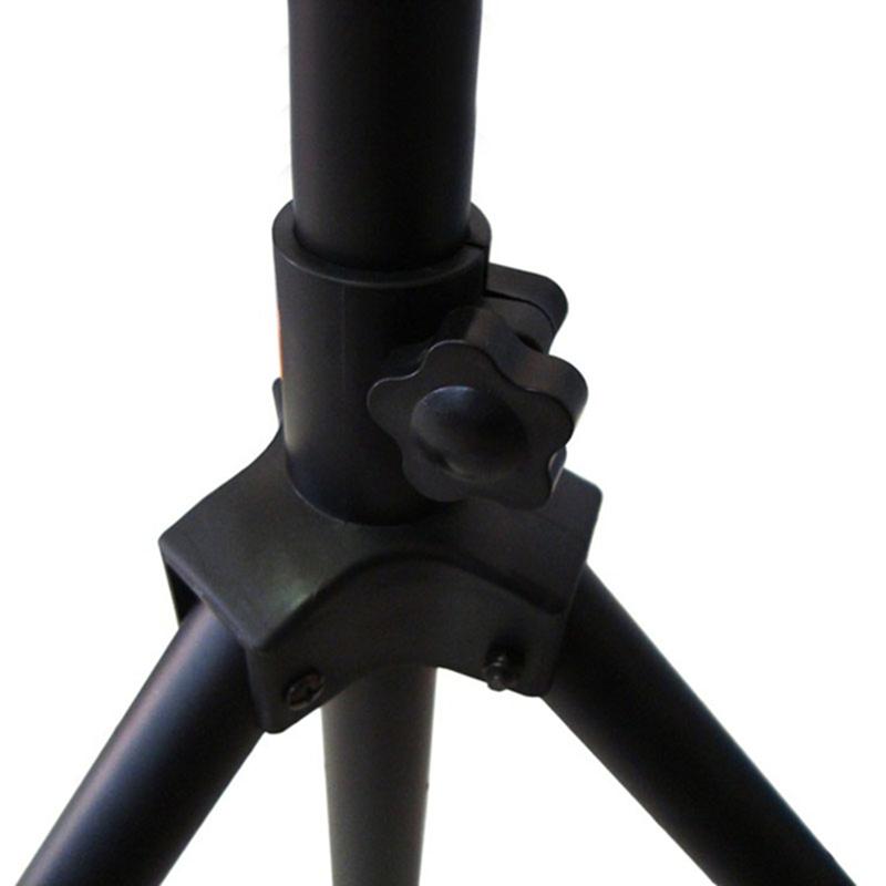 Pedestal 01p Alumínio com Pino de Travamento e Bag - Selenium