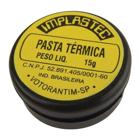 Pasta Térmica 15G (pote) IMP0007 - Implastec