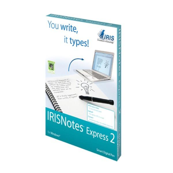Caneta Digitalizadora de Manuscrito Scanner Port�til Express 2 USB 457488 - IRISNotes