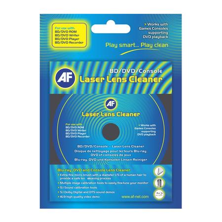 Limpador de Lentes Ópticas de Blu-ray, DVD e Games ABDC000 - AF