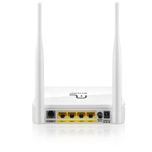 Modem + Roteador Wireless Adsl 300Mbps 2 Antenas 5dBi  RE071 - Multilaser