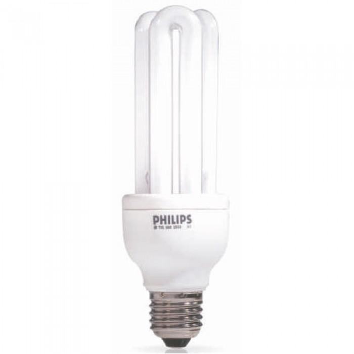 Lampada Eletronica 3U Genie 23w Branca 8000H 6500K 220v - Philips