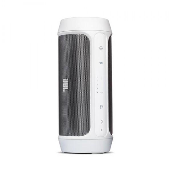 Caixa de Som Portátil Charge 2 Bluetooth Branca CHARGEIIWHTEU - JBL