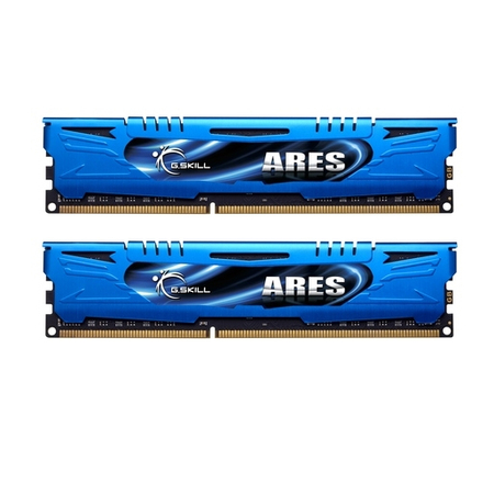 Memória Ares 8GB (2X4GB) 1600MHZ F3-1600C9D-8GAB - G.SKill