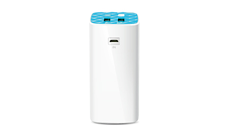 Carregadopr Portátil 10400mAh TL-PB10400 Power Bank - Tplink