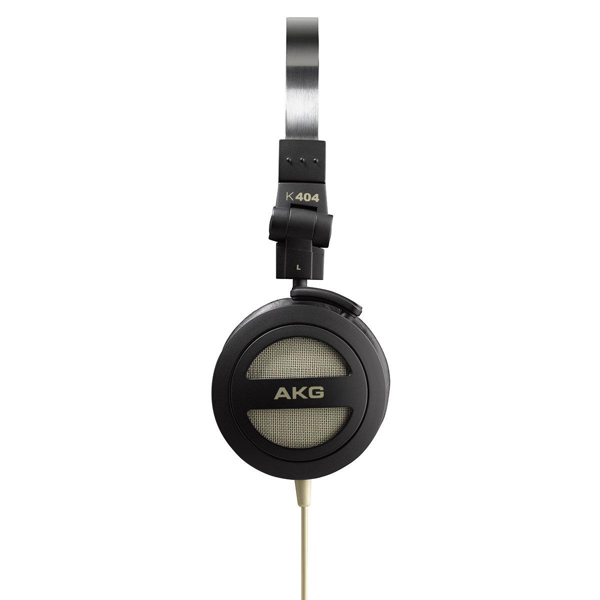 Fone de Ouvido K404 (Pode ser totalmente Dobrado) - AKG