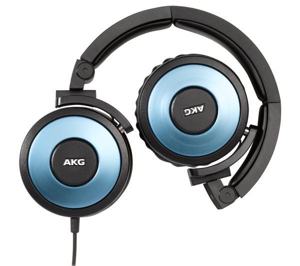 Fone de Ouvido Com Microfone K619 Azul - AKG
