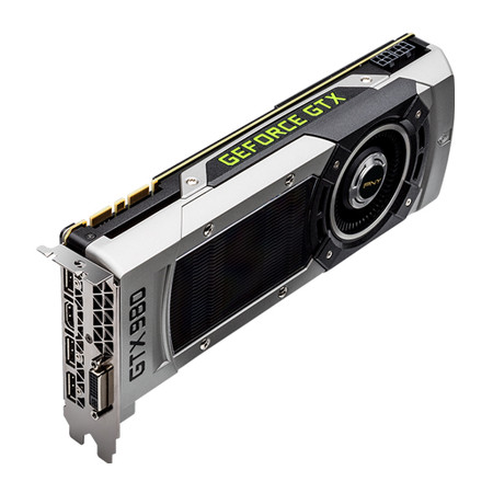 Placa de Vídeo Geforce GTX980 4GB DDR5 256Bit VCGGTX9804XPB-CG - PNY