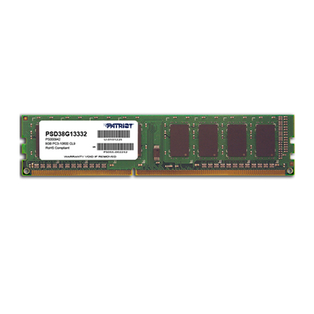 Mem�ria de 8GB DDR3 1333Mhz PSD38G13332 - Patriot