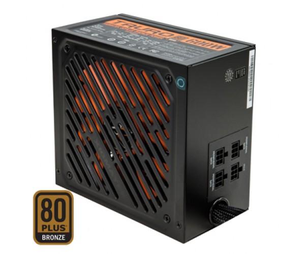 Fonte ATX 600W Semi-Modular Tauro EN5643 - Xinigmatek
