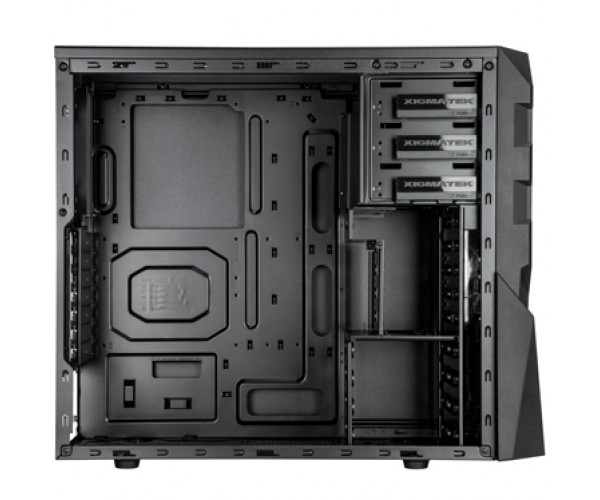 Gabinete ATX Shockwave Mid-Tower Preto EN5988 - Xigmatek