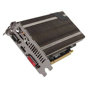 Placa de Vídeo R7 250 1GB DDR5 1050M Passiva 128Bit R7250AZLH4 - XFX